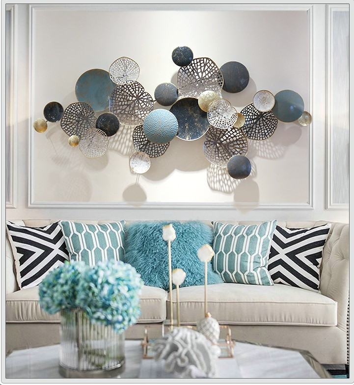 3D Nordic Style Abstract Wall Decoration