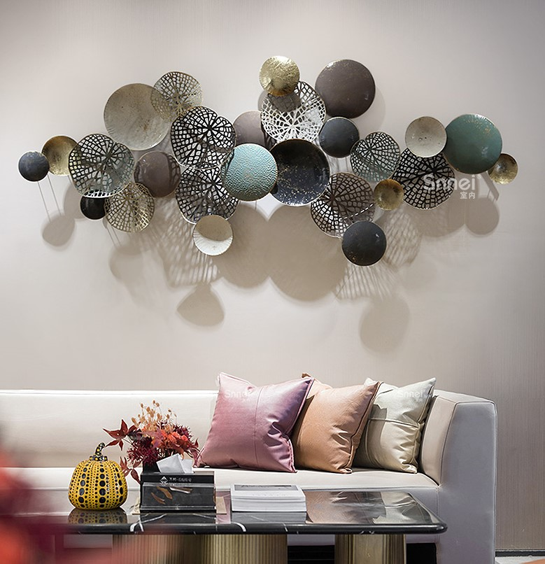 3d Nordic Style Abstract Wall Decoration Wall Art Love